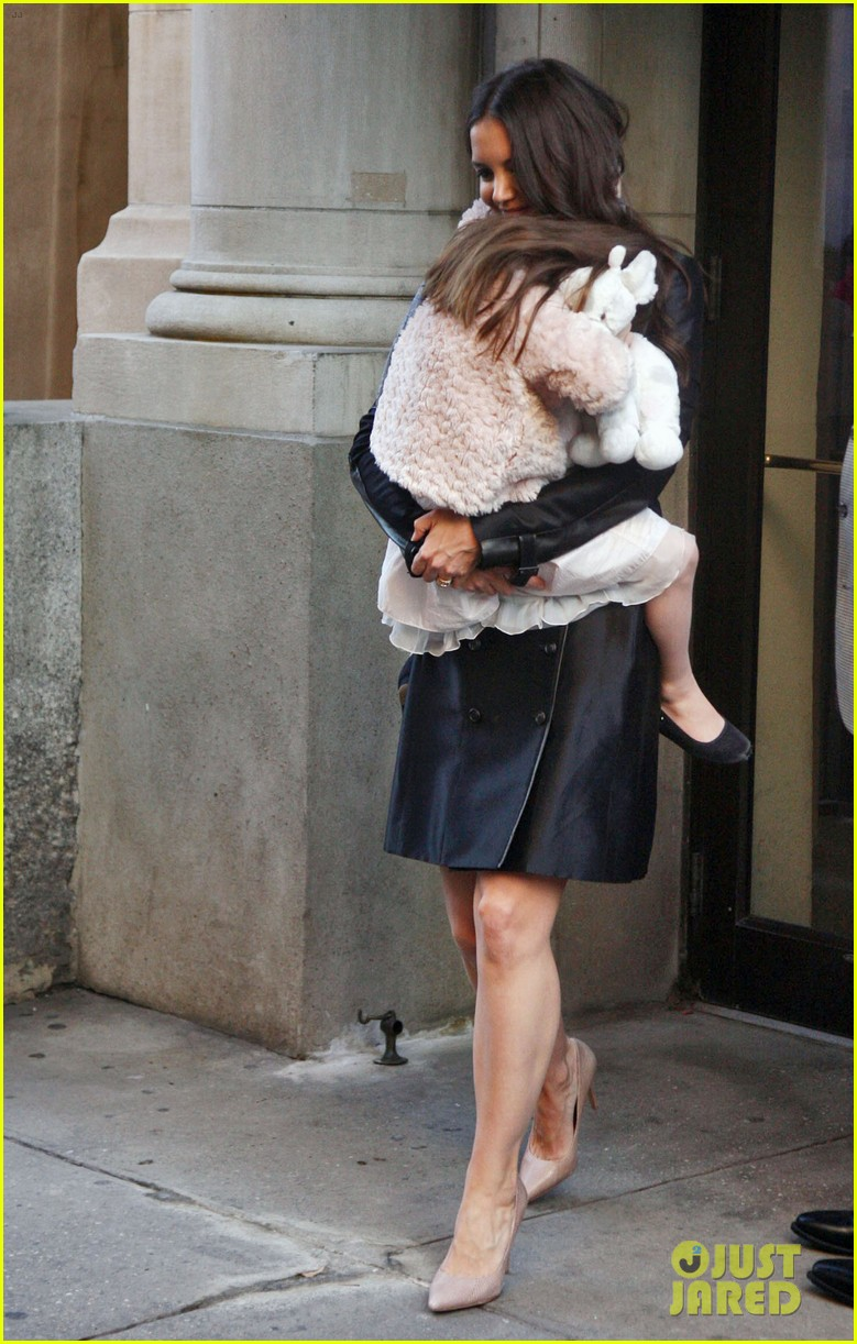 katie holmes late show with letterman visit 072598978