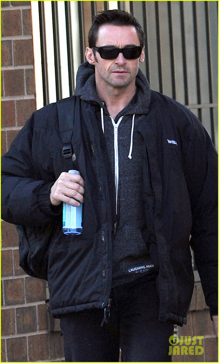 hugh jackman losing pounds broadway 02