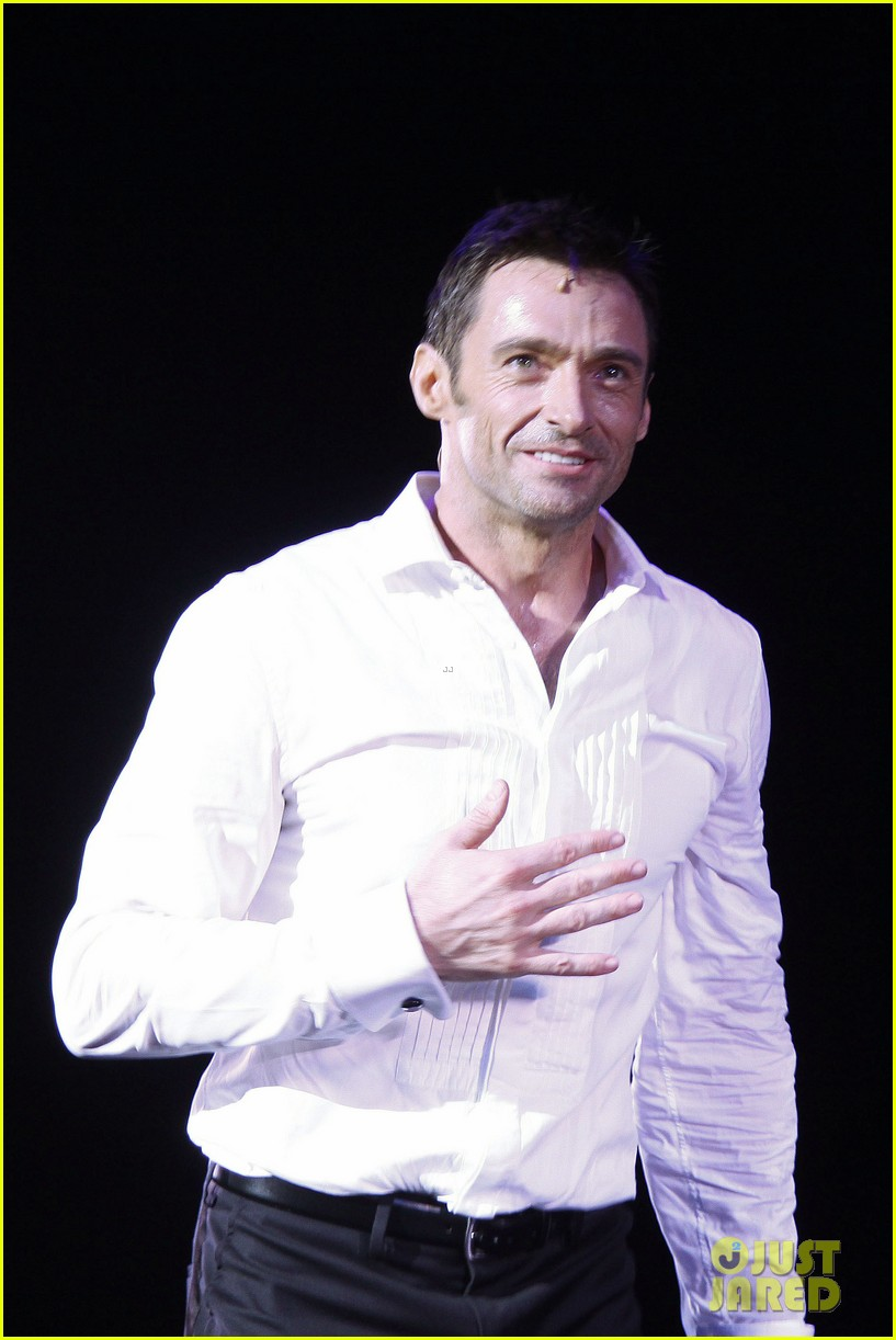hugh jackman back on broadway opening night 07