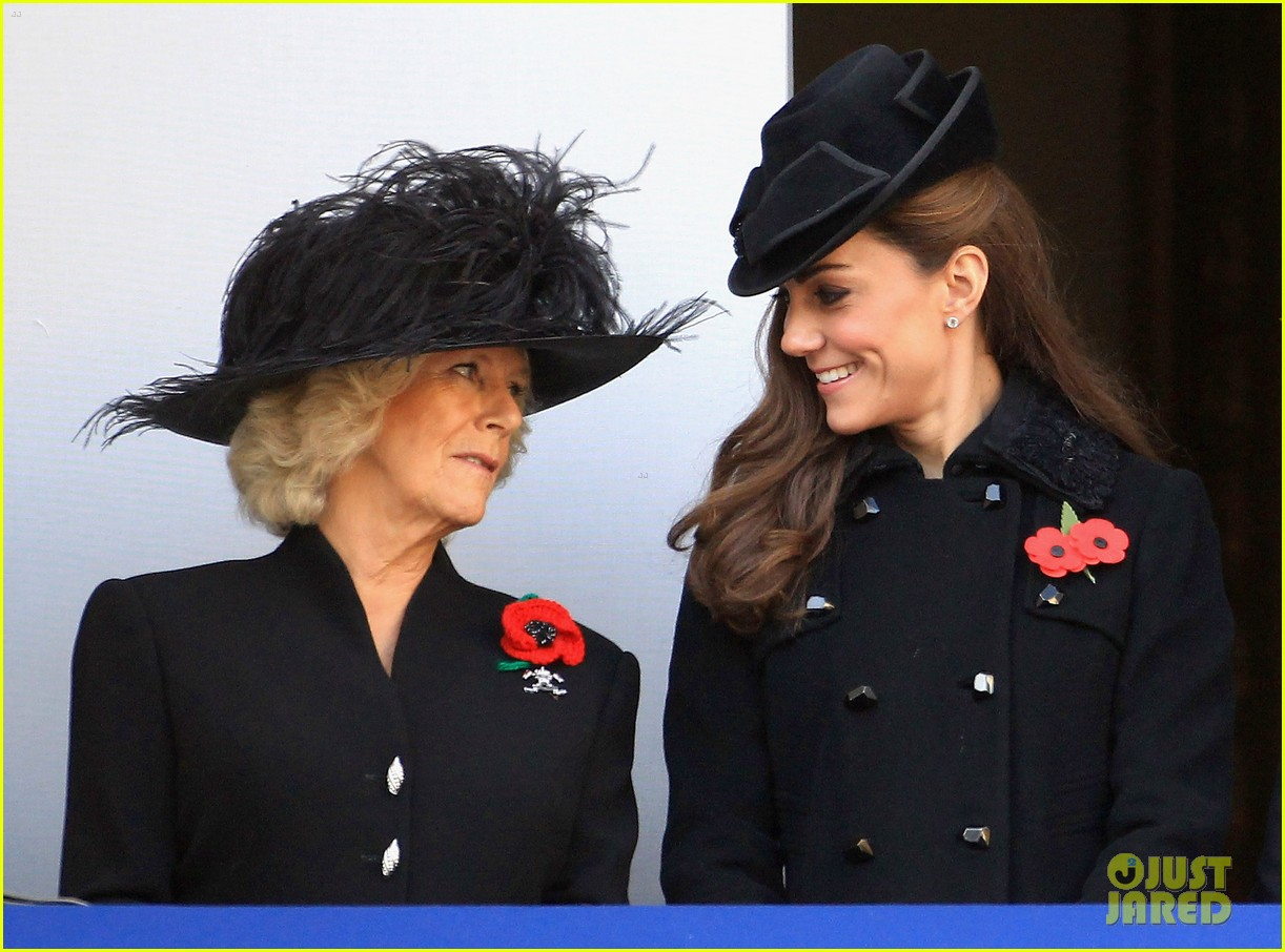 prince william duchess kate remembrance day 01