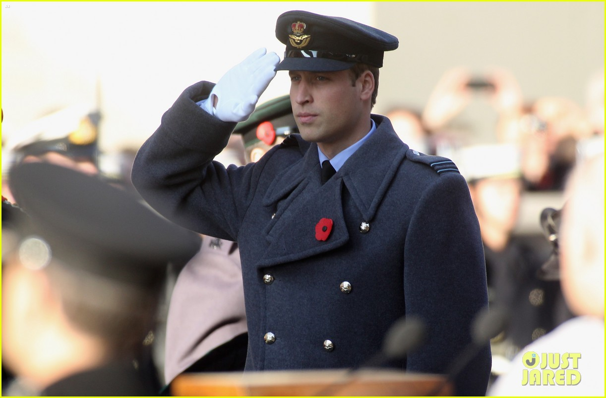 prince william duchess kate remembrance day 03