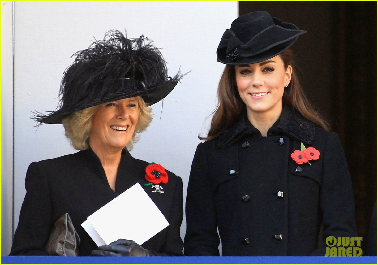 prince william duchess kate remembrance day 04