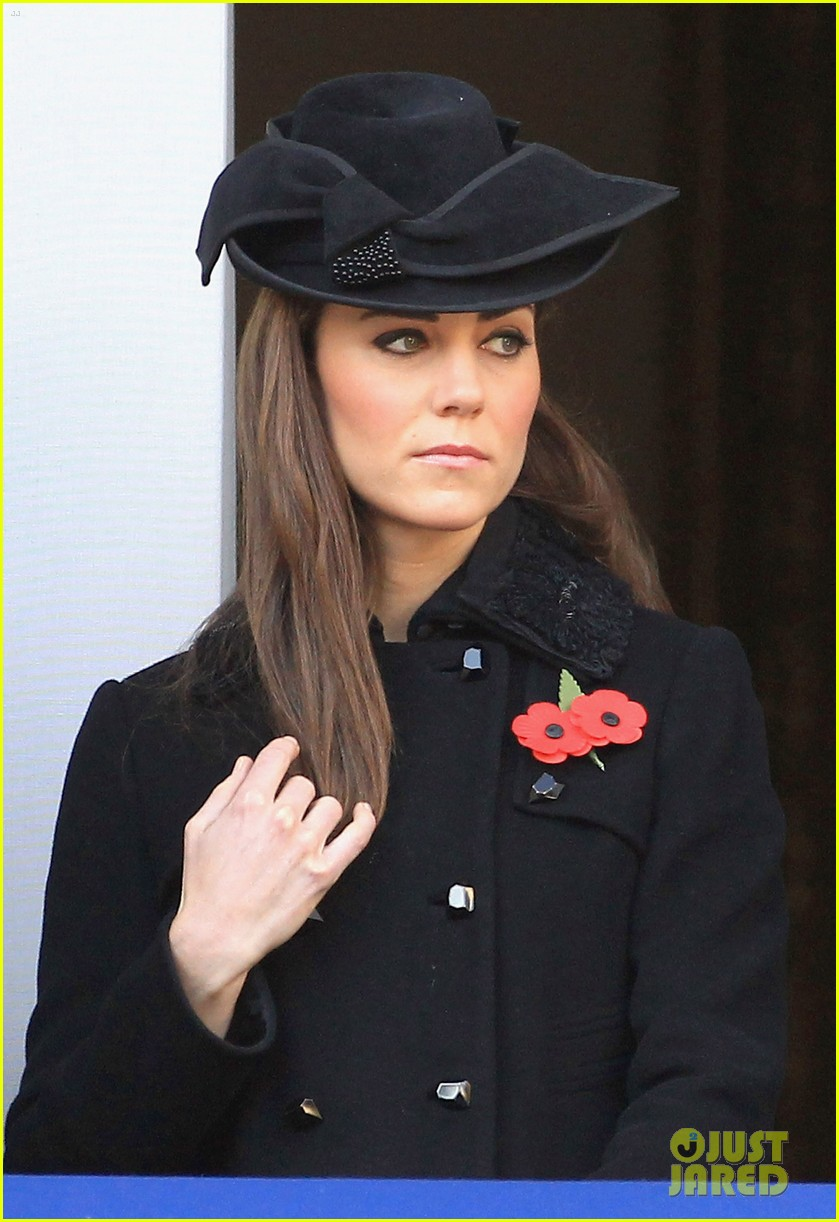 prince william duchess kate remembrance day 09