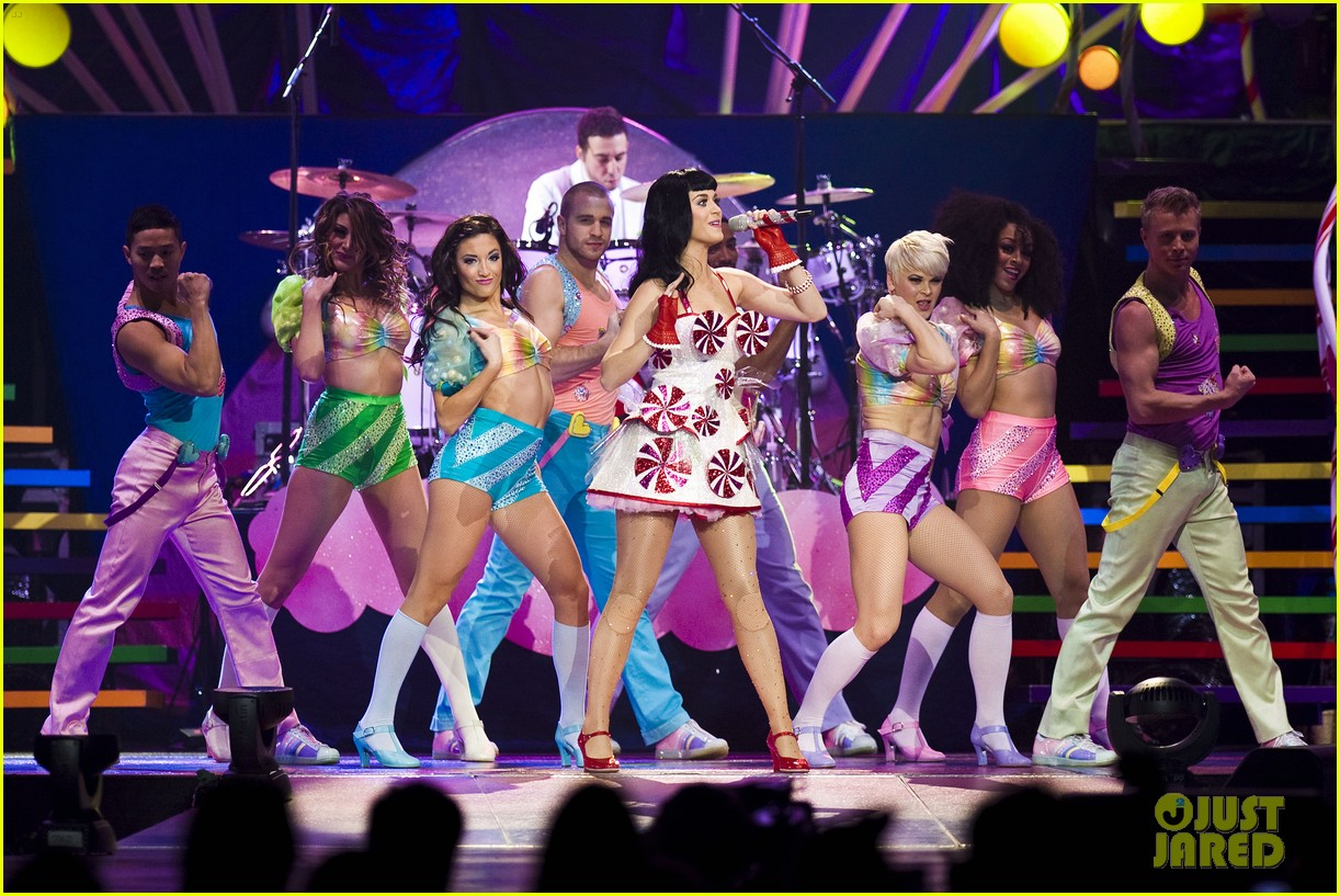 katy perry madison square garden 17