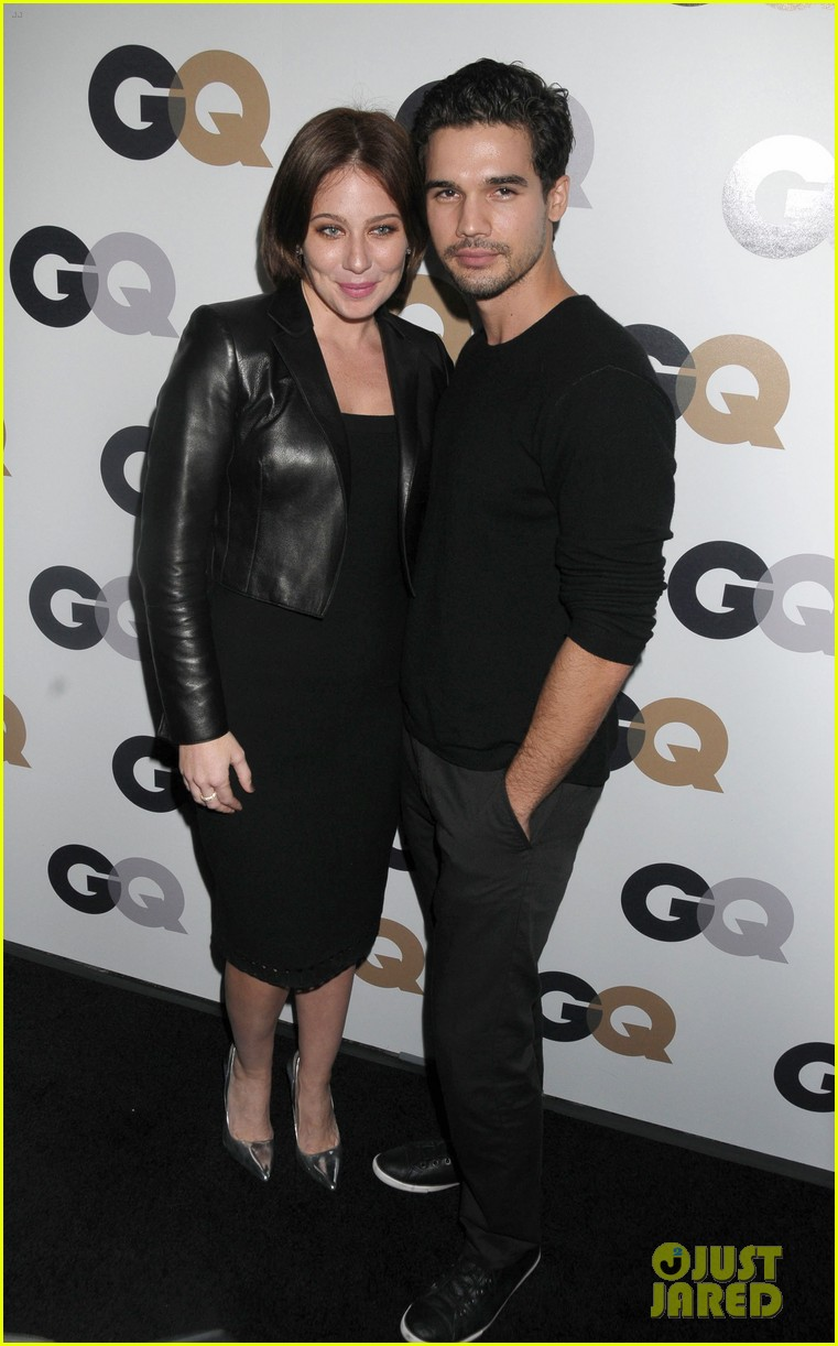 jaime king rose mcgowan gq party 052601809