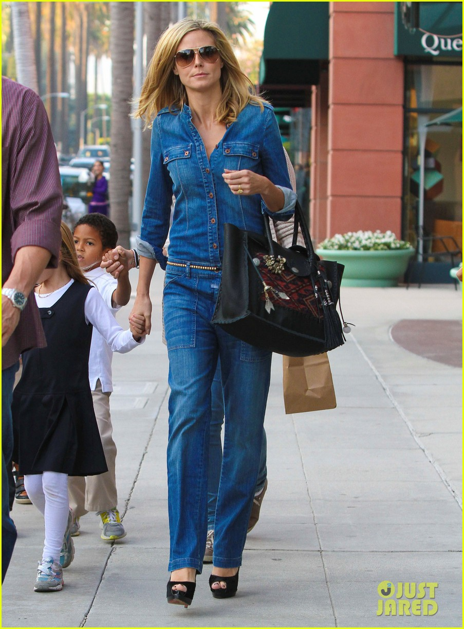 heidi klum denim beverly hills 062601196