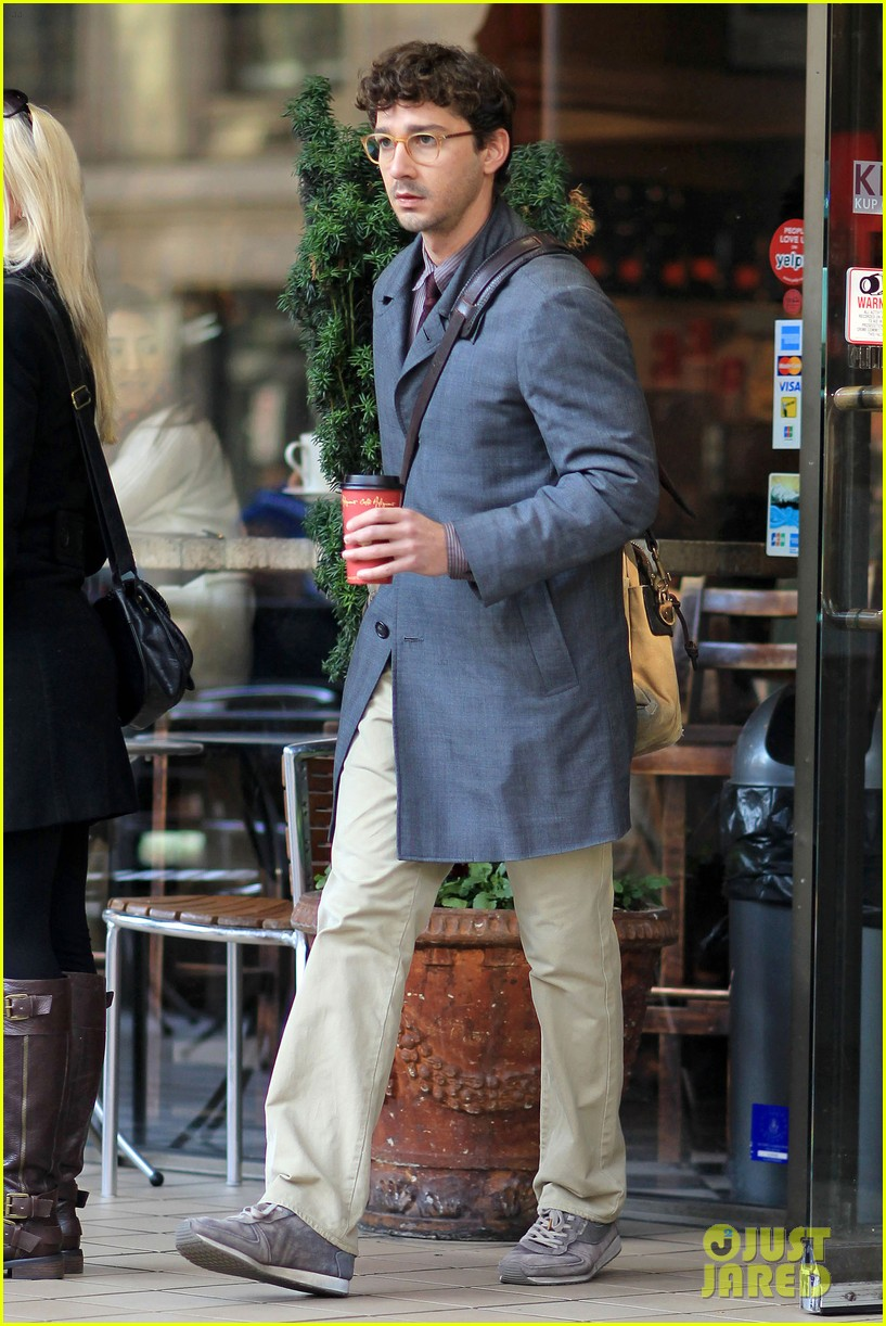 shia labeouf coffee company keep 012600922
