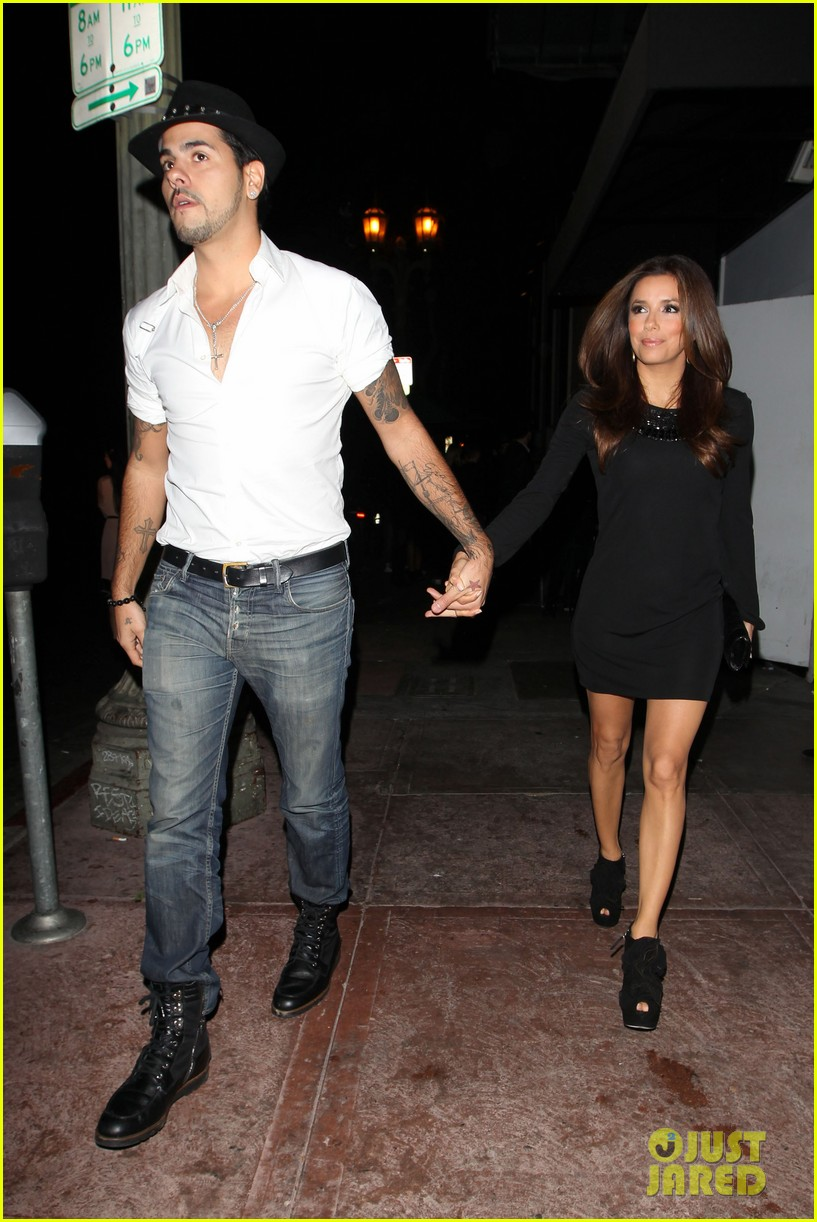 Eva longoria dating eduardo