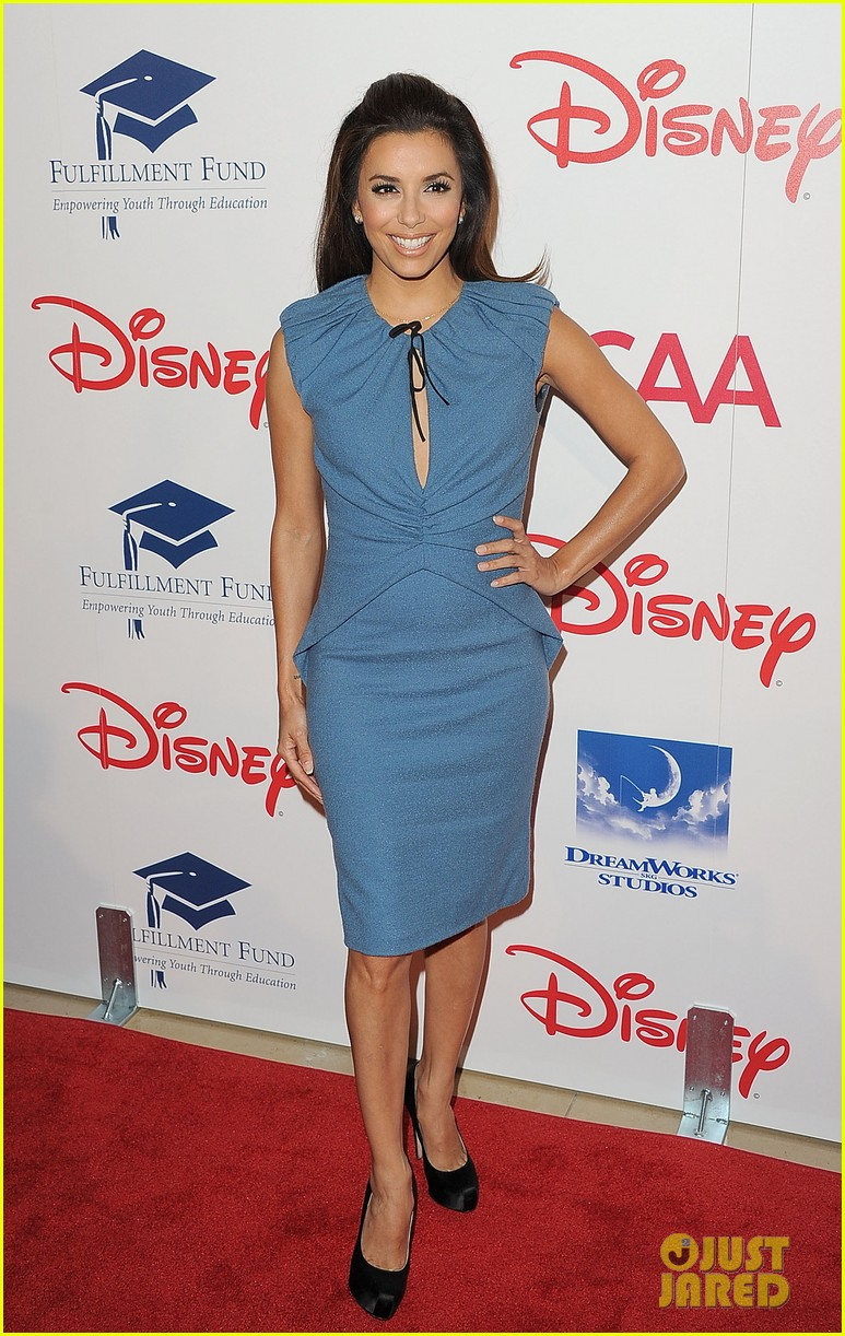 eva longoria fulfillment fund stars gala 08