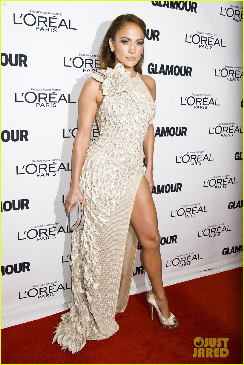 jennifer lopez glamour women awards 10