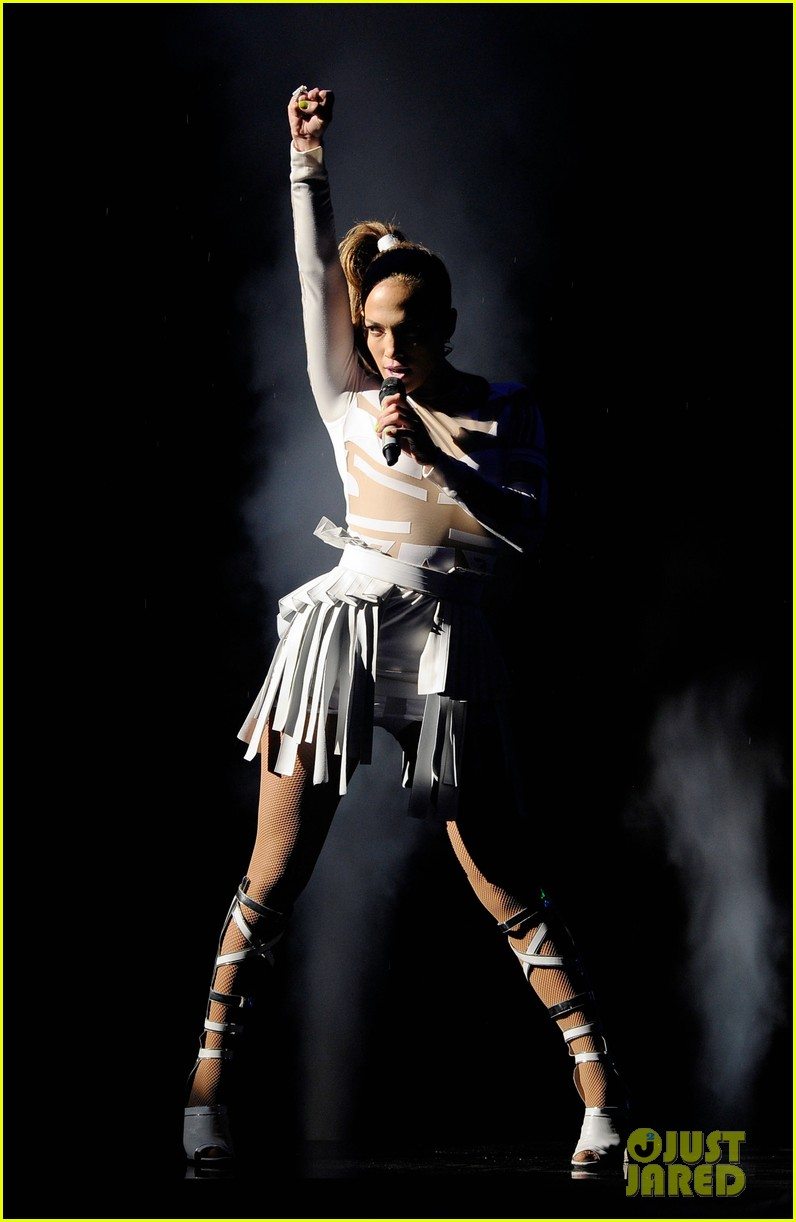 jennifer lopez amas winner 2011 042602572