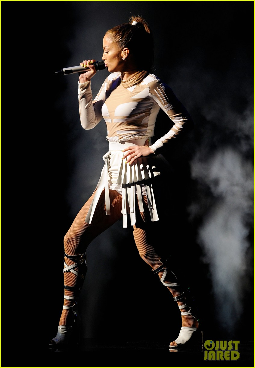 jennifer lopez amas winner 2011 05