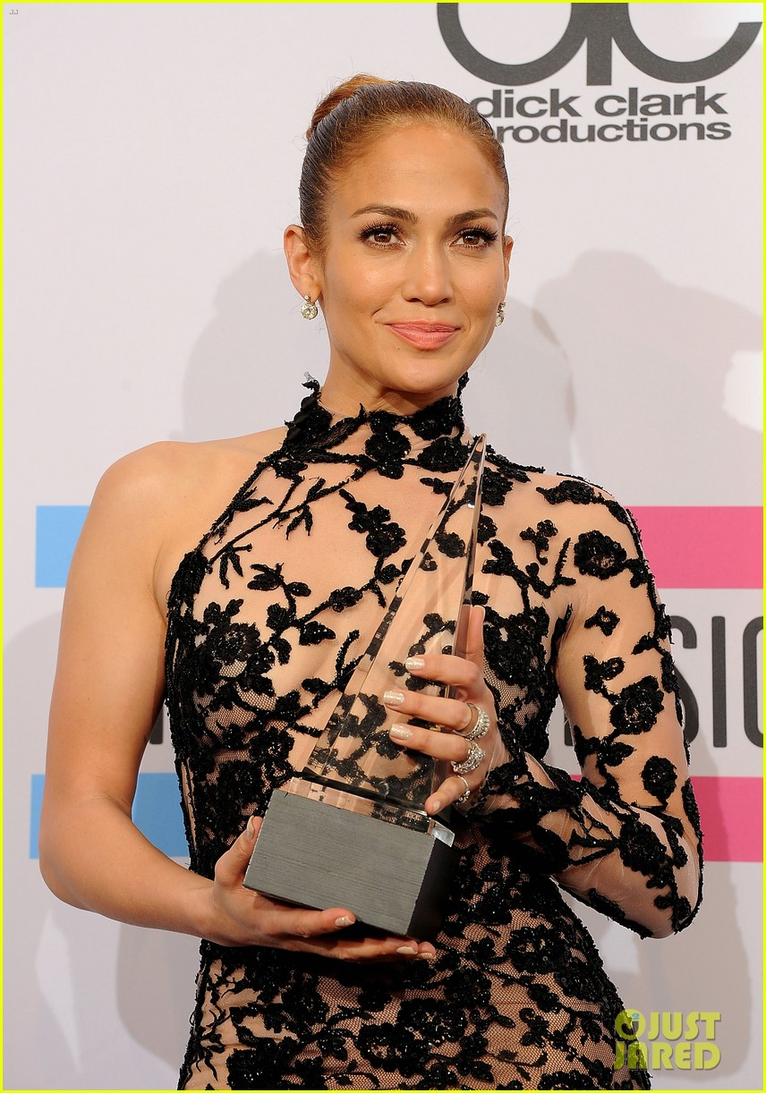 jennifer lopez amas winner 2011 14