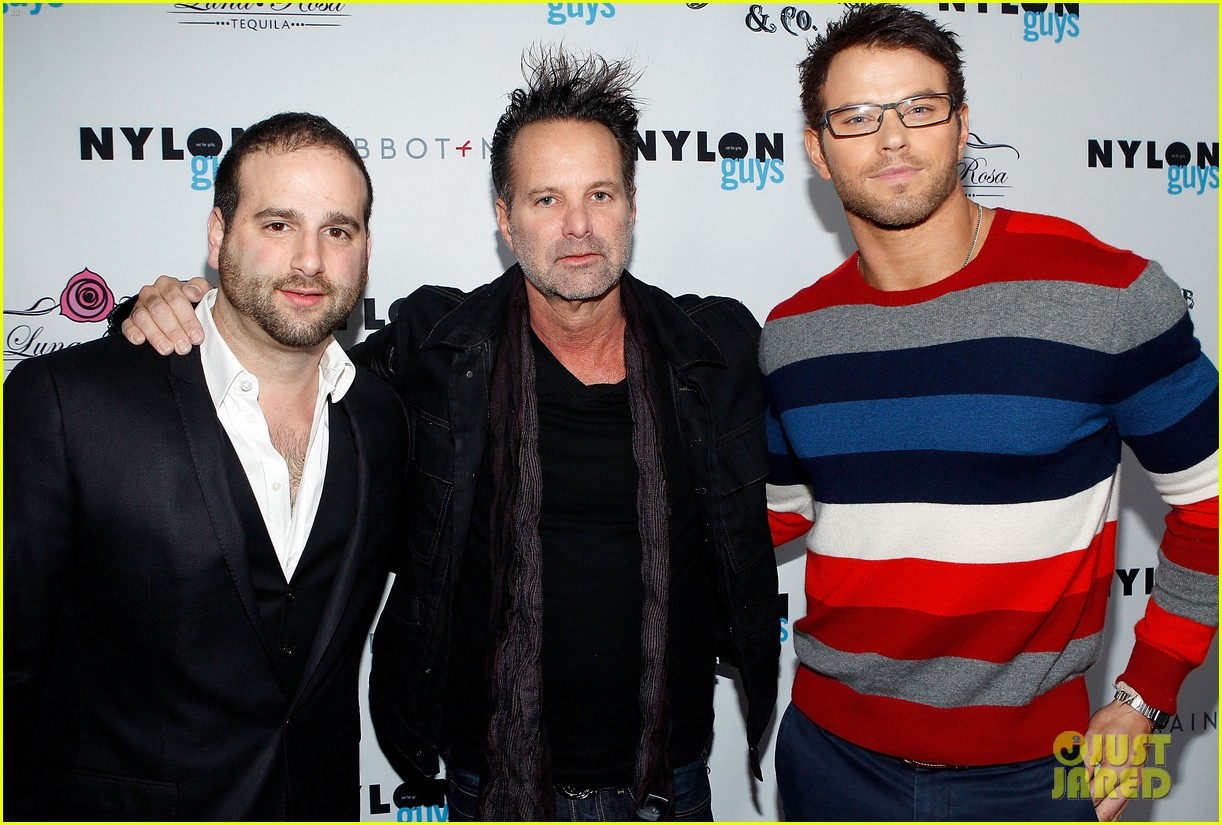 kellan lutz nylon guys party 02
