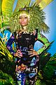 nicki minaj versace for hm launch party performer 03
