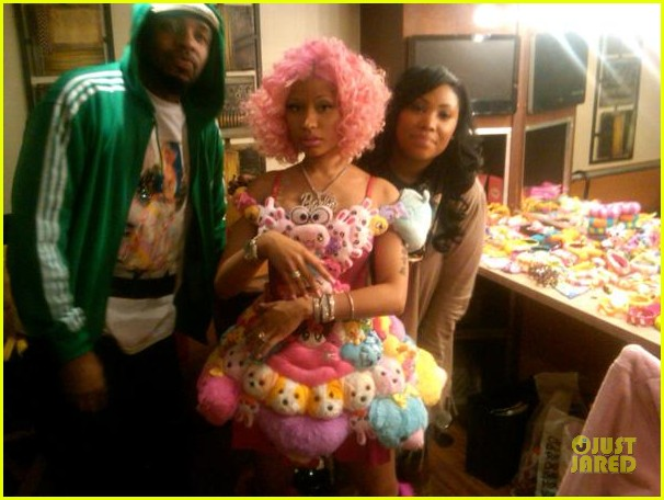 nicki minaj smith family 012597585