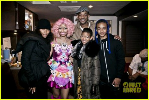 nicki minaj smith family 022597586