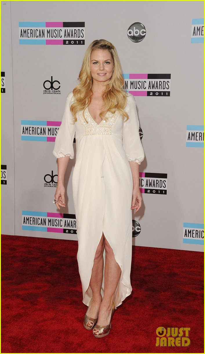 jennifer morrison american music awards 2011 03