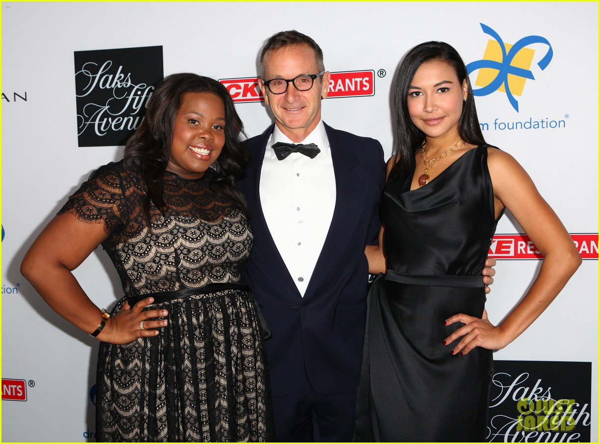 naya rivera amber riley dream foundation 03