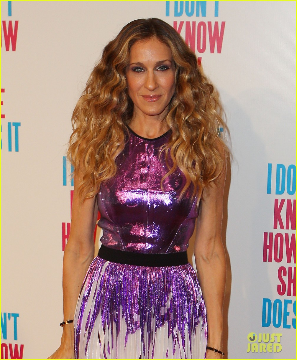 sarah jessica parker i dont know how she does it in melbourne 032596007