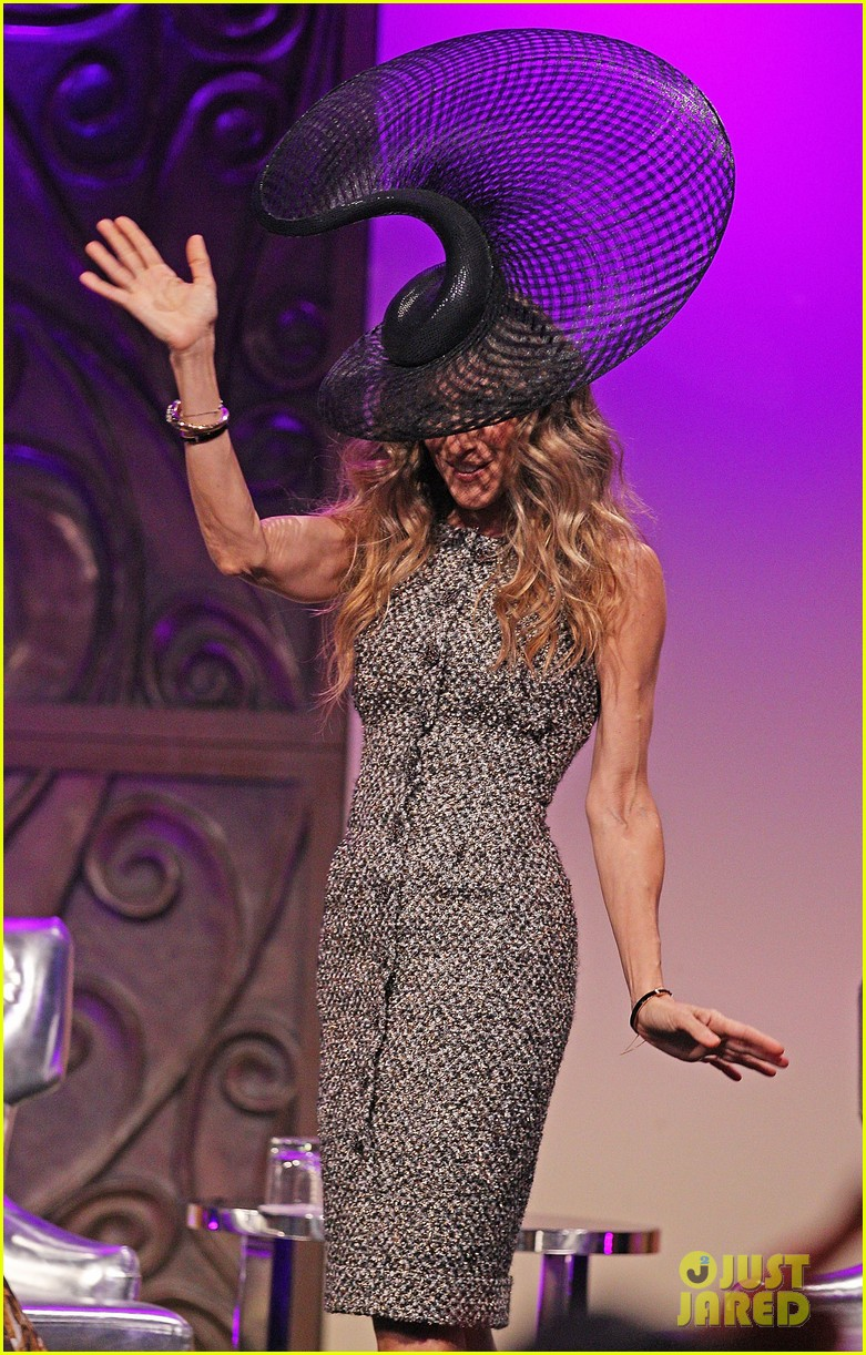 sarah jessica parker i dont know how she does it in melbourne 052596009