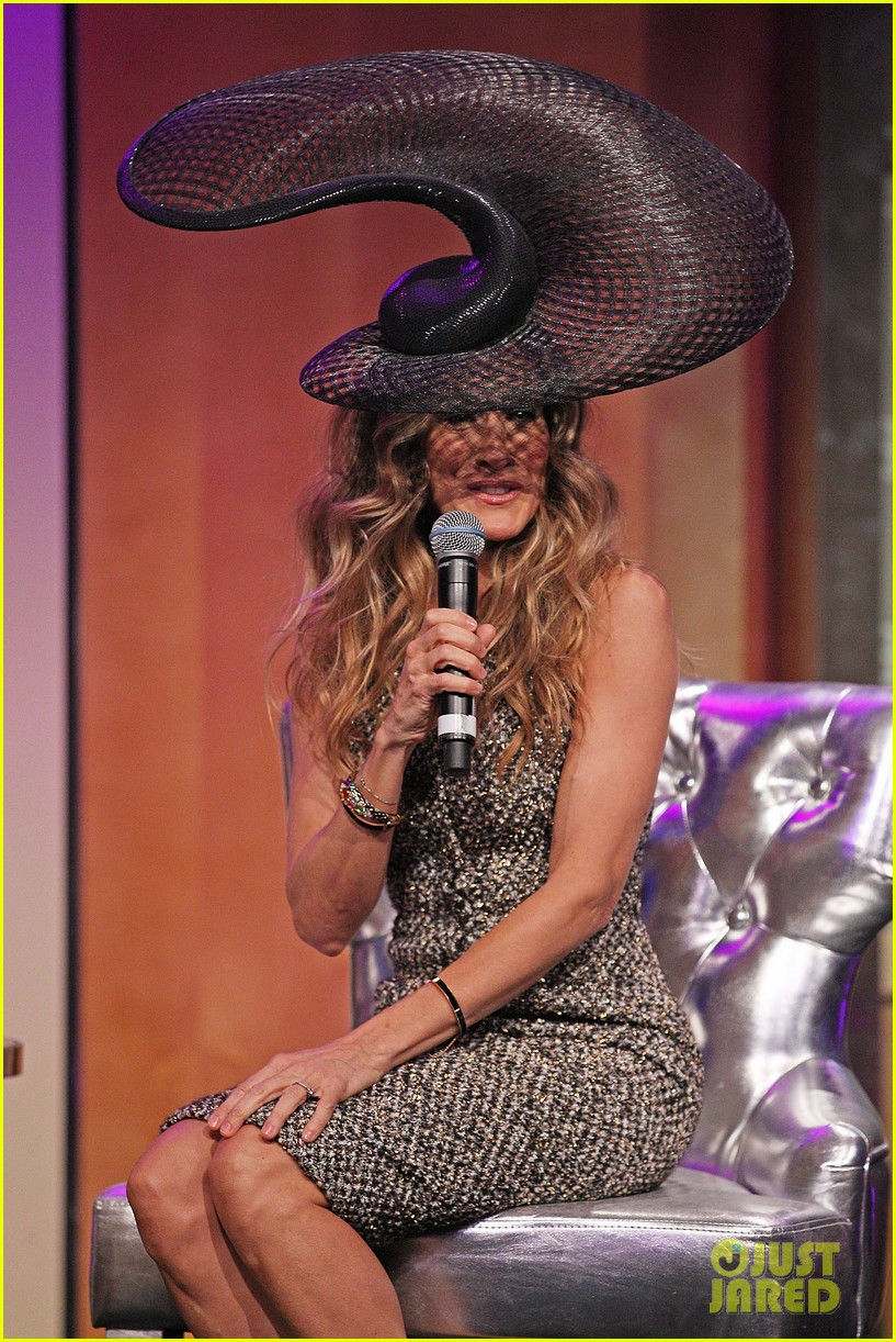 sarah jessica parker i dont know how she does it in melbourne 072596011