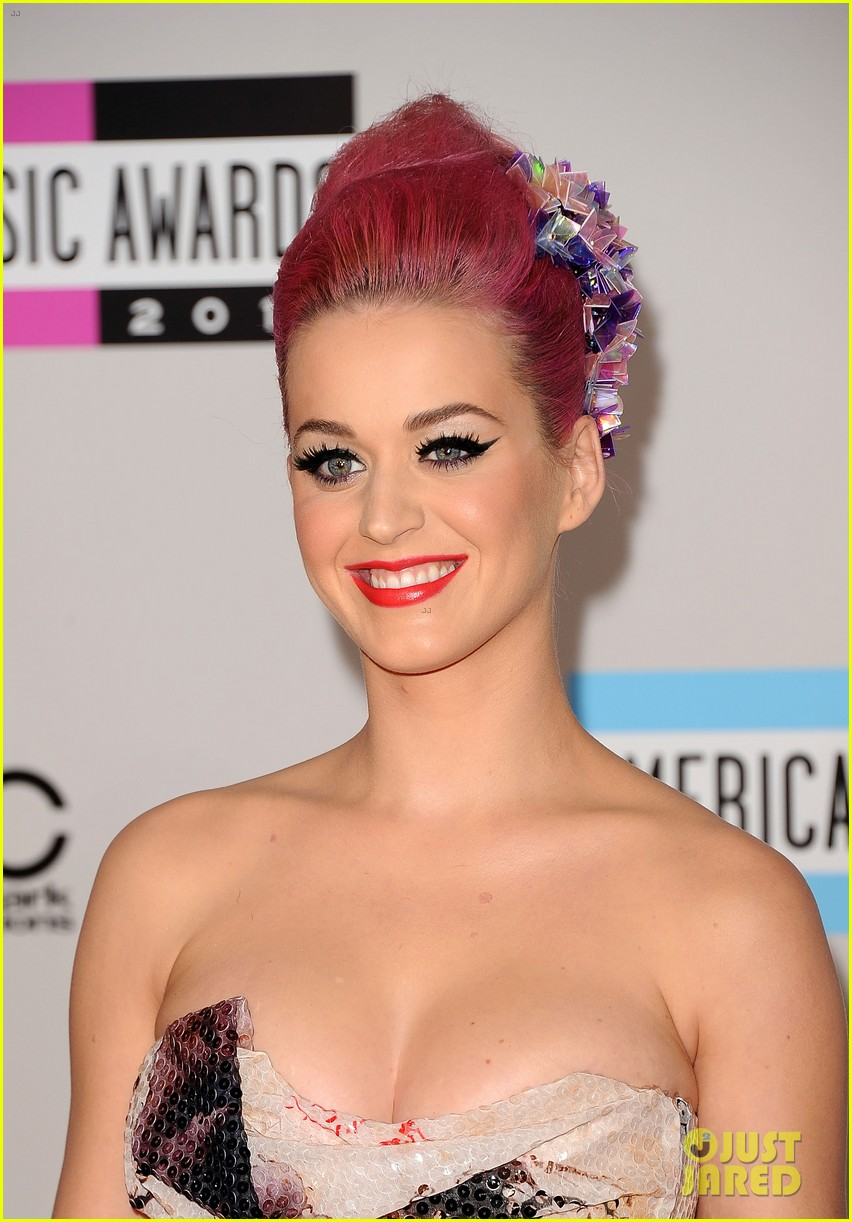 katy perry amas 2011 12