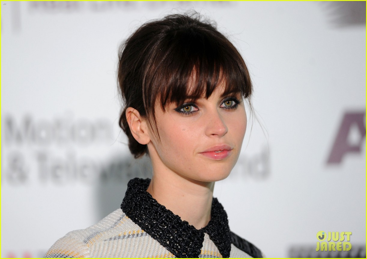chris pine felicity jones thr next gen reception 06 Hundreds of San Franciscans at City Hall Today to Help Produce Milk