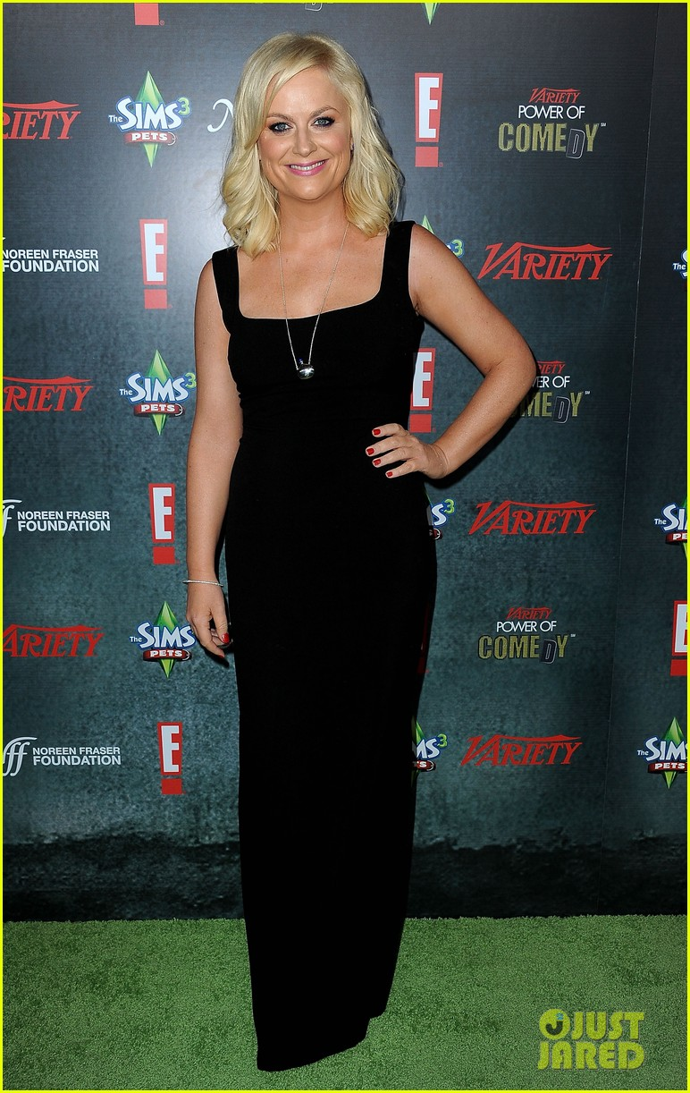 amy poehler will arnett power comedy 012602250