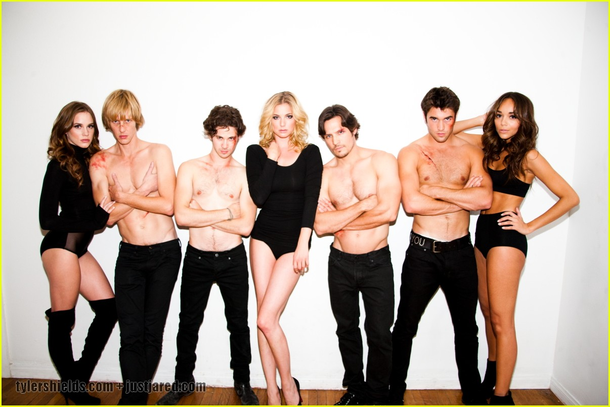 revenge cast photo shoot 01