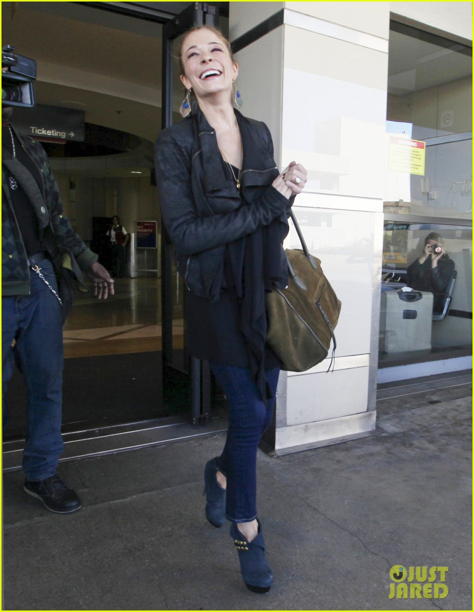 leann rimes arrives lax airport 01