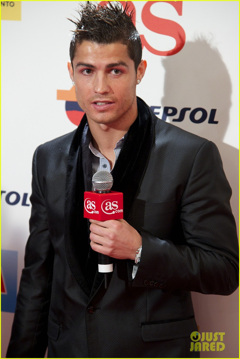 cristiano ronaldo 2011 as awards honoree 10