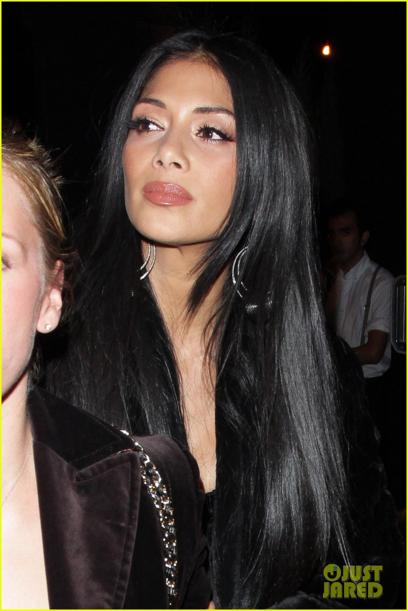 nicole scherzinger leaves club 032599475