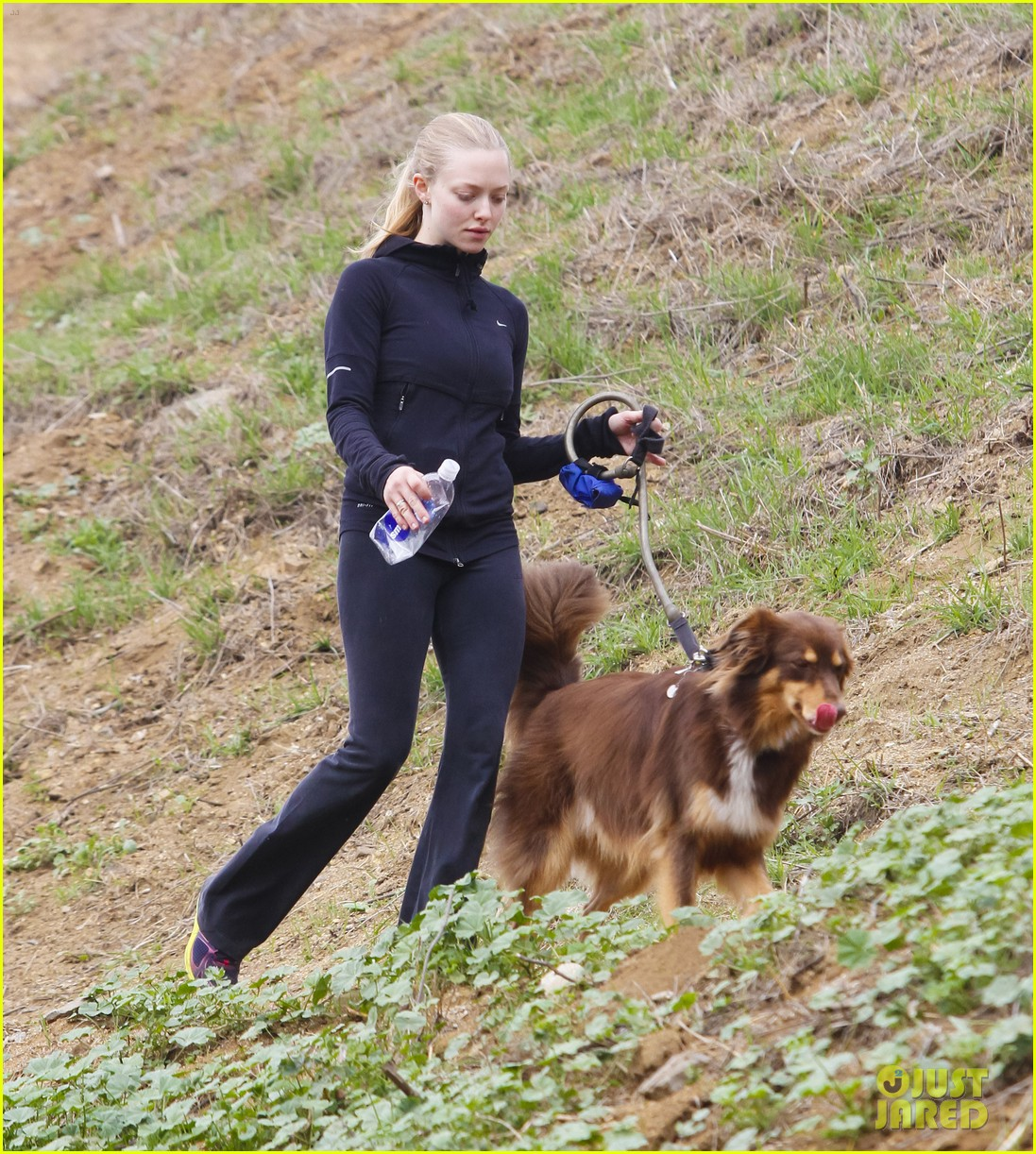 amanda seyfried hike finn 11