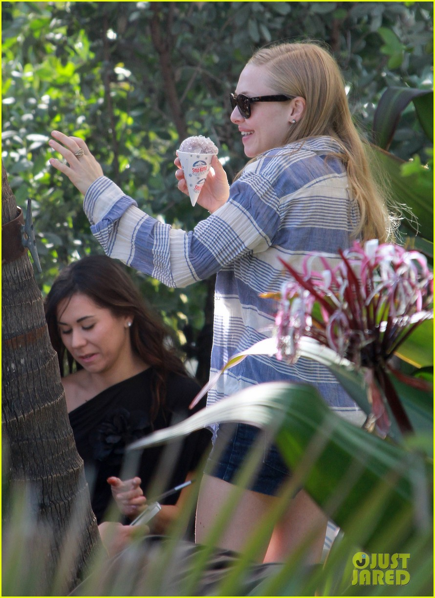 amanda seyfried pool party in miami 062599652