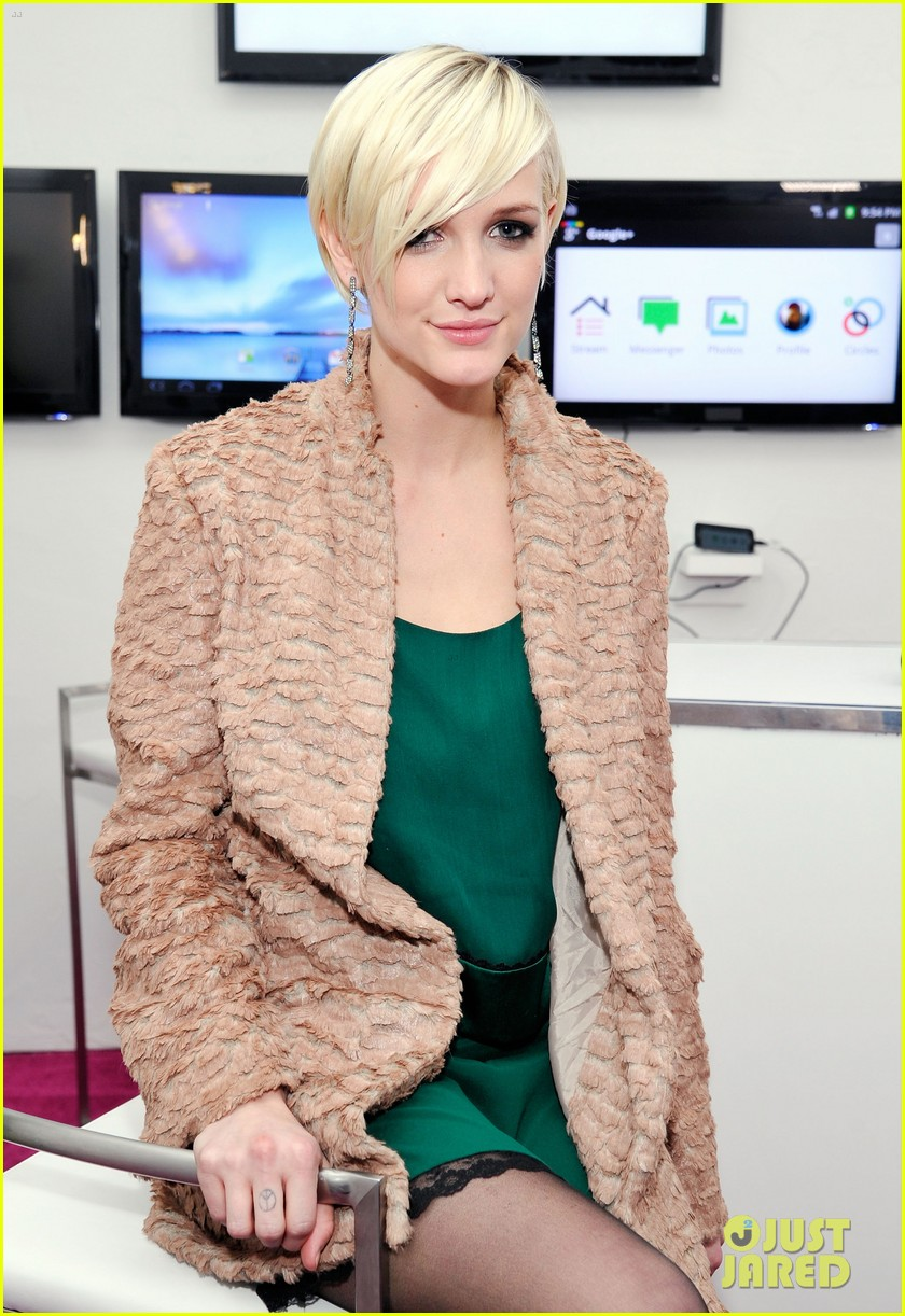 ashlee simpson google music launch 10