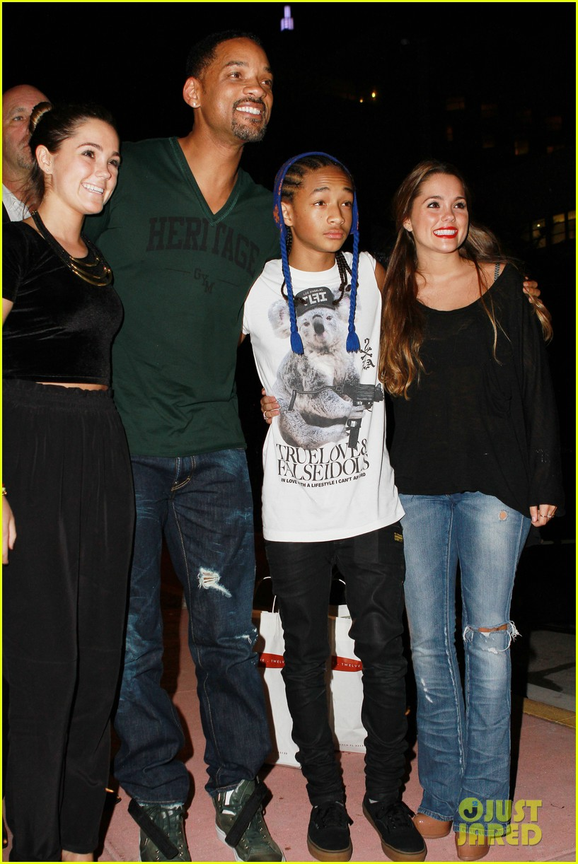 will smith jaden miami 08