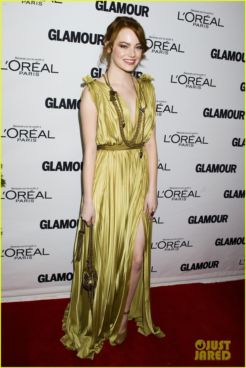emma stone glamous awards 072597778