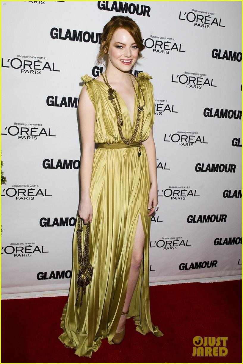 emma stone glamous awards 122597783