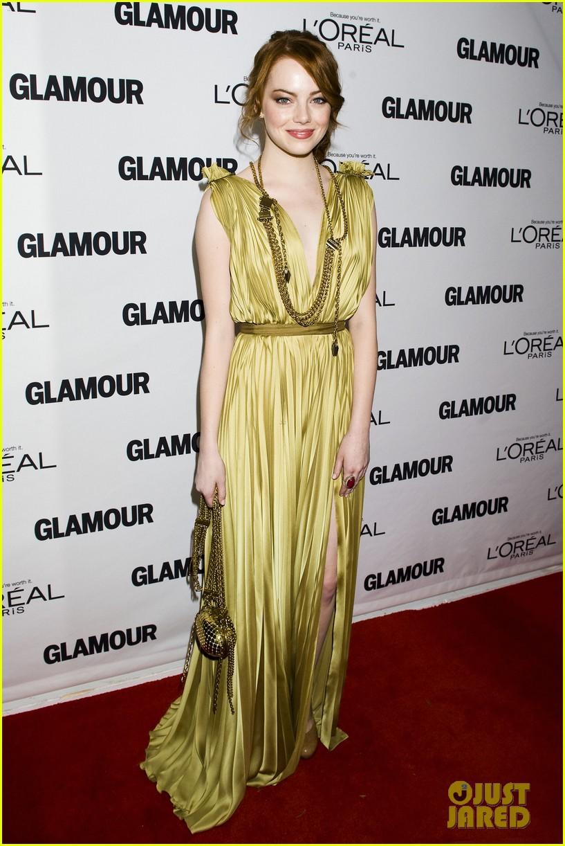 emma stone glamous awards 142597785