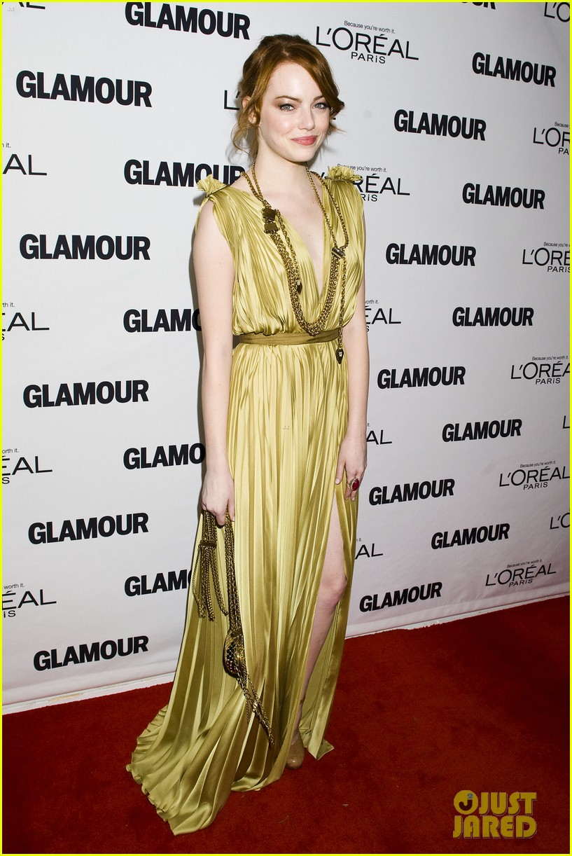 emma stone glamous awards 182597789
