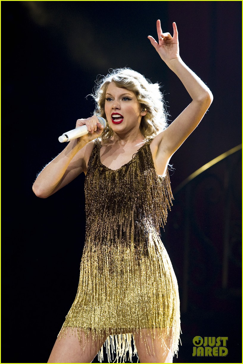 taylor swift concert madison square garden 022602857