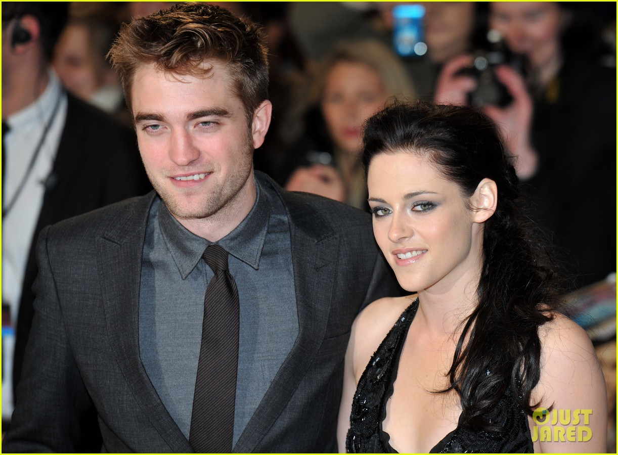kristen stewart robert pattinson breaking dawn london 092601085