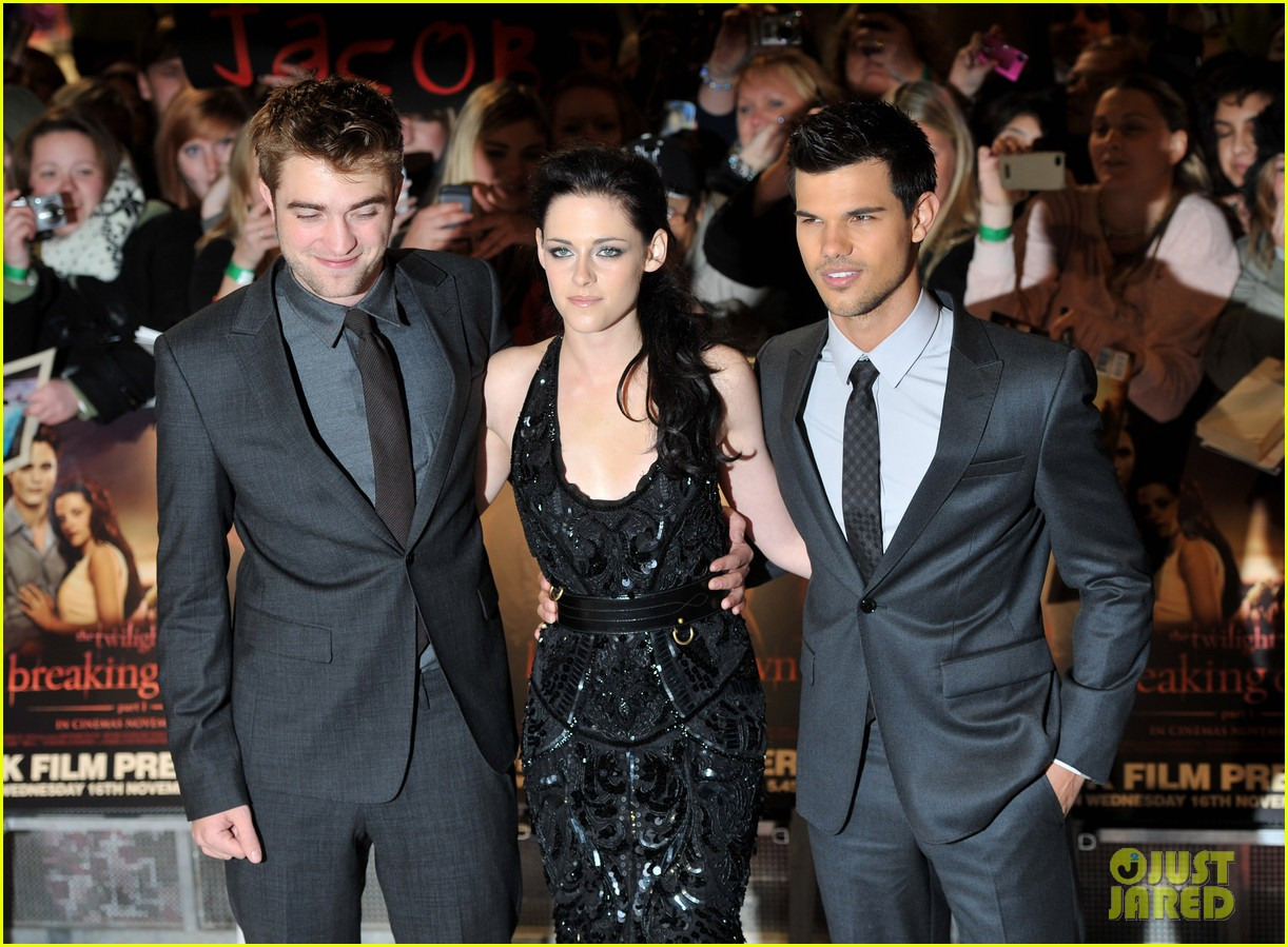kristen stewart robert pattinson breaking dawn london 102601086