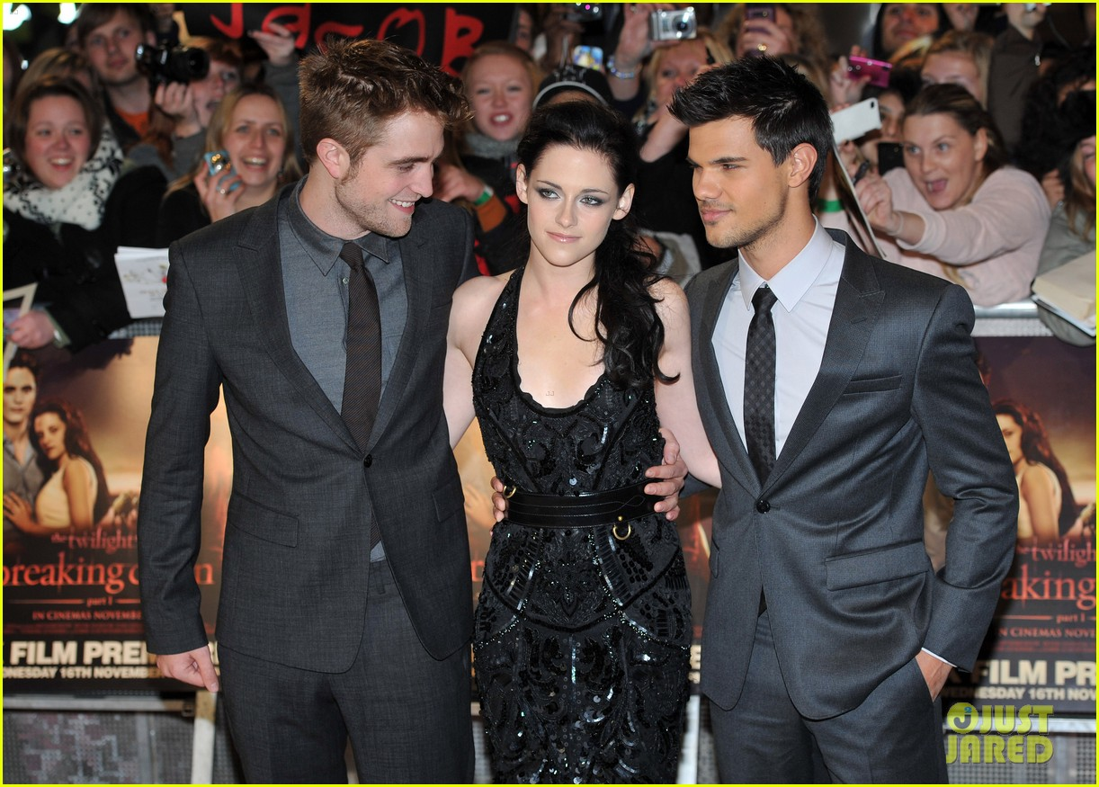 kristen stewart robert pattinson breaking dawn london 12