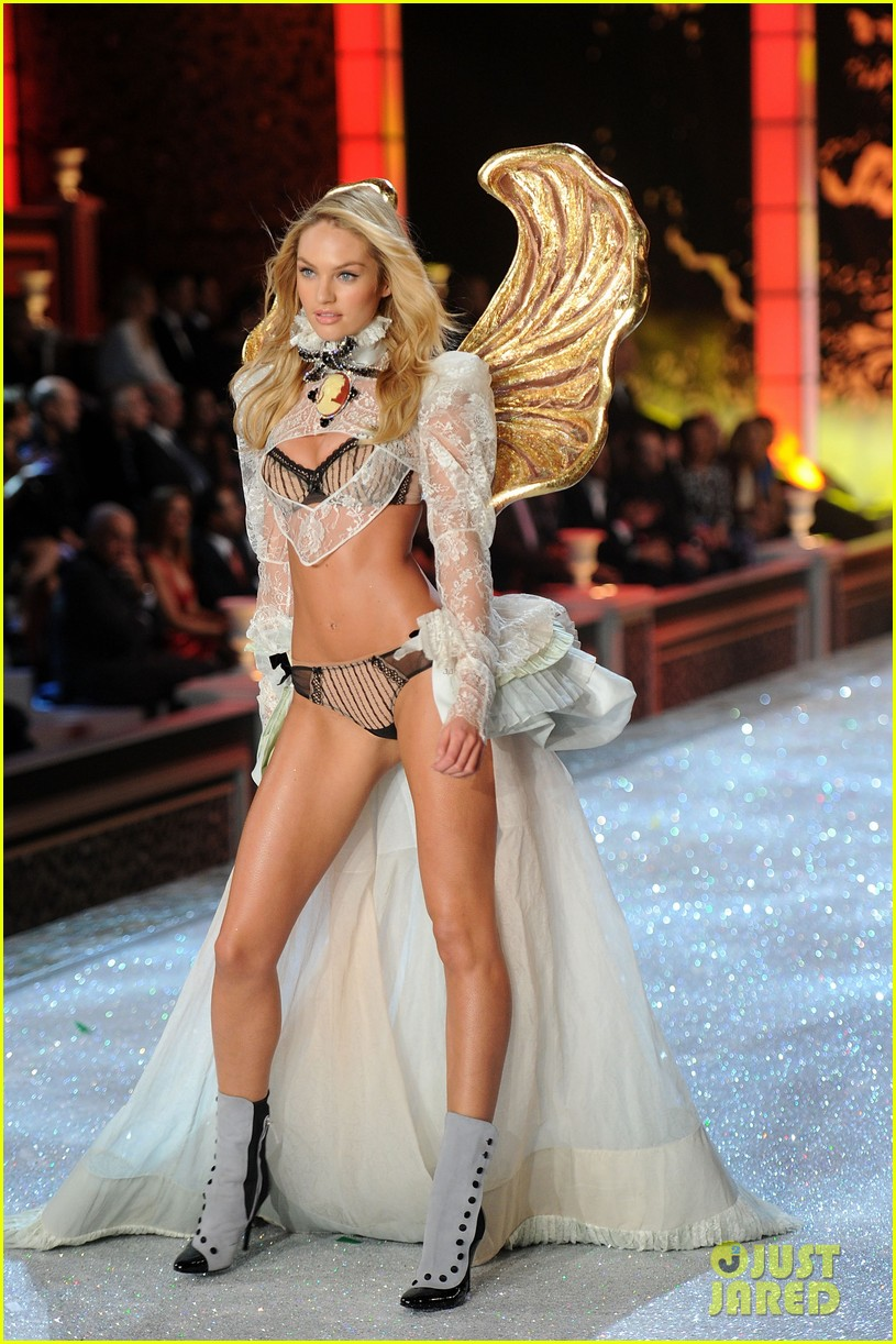 erin heatherton lily aldridge chanel iman victorias secret fashion show 102598746