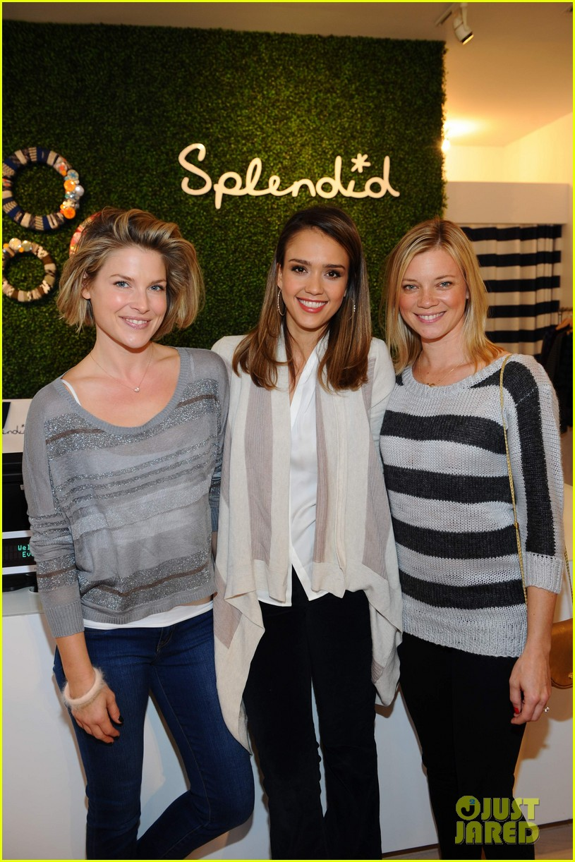 jessica alba splendid event honor 012606807