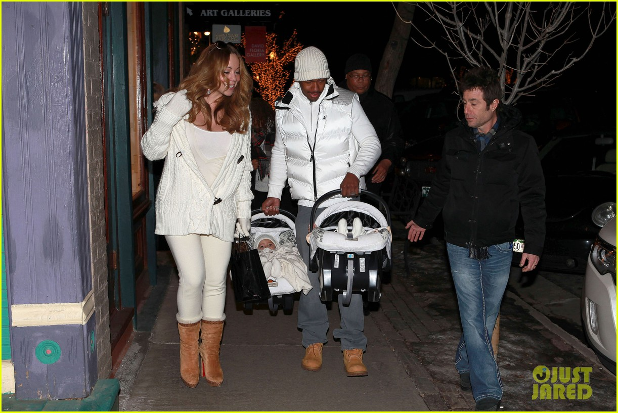 mariah carey aspen twins nick cannon 03