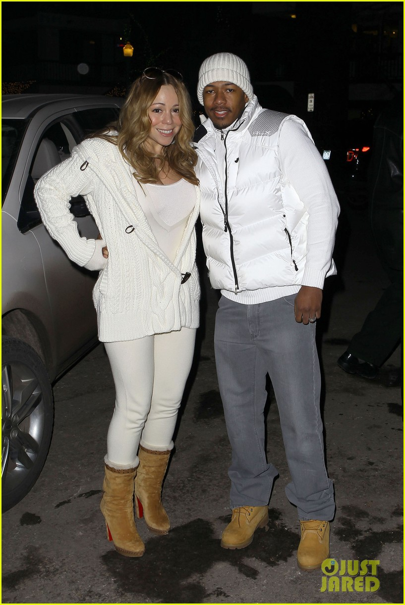 mariah carey aspen twins nick cannon 152613770
