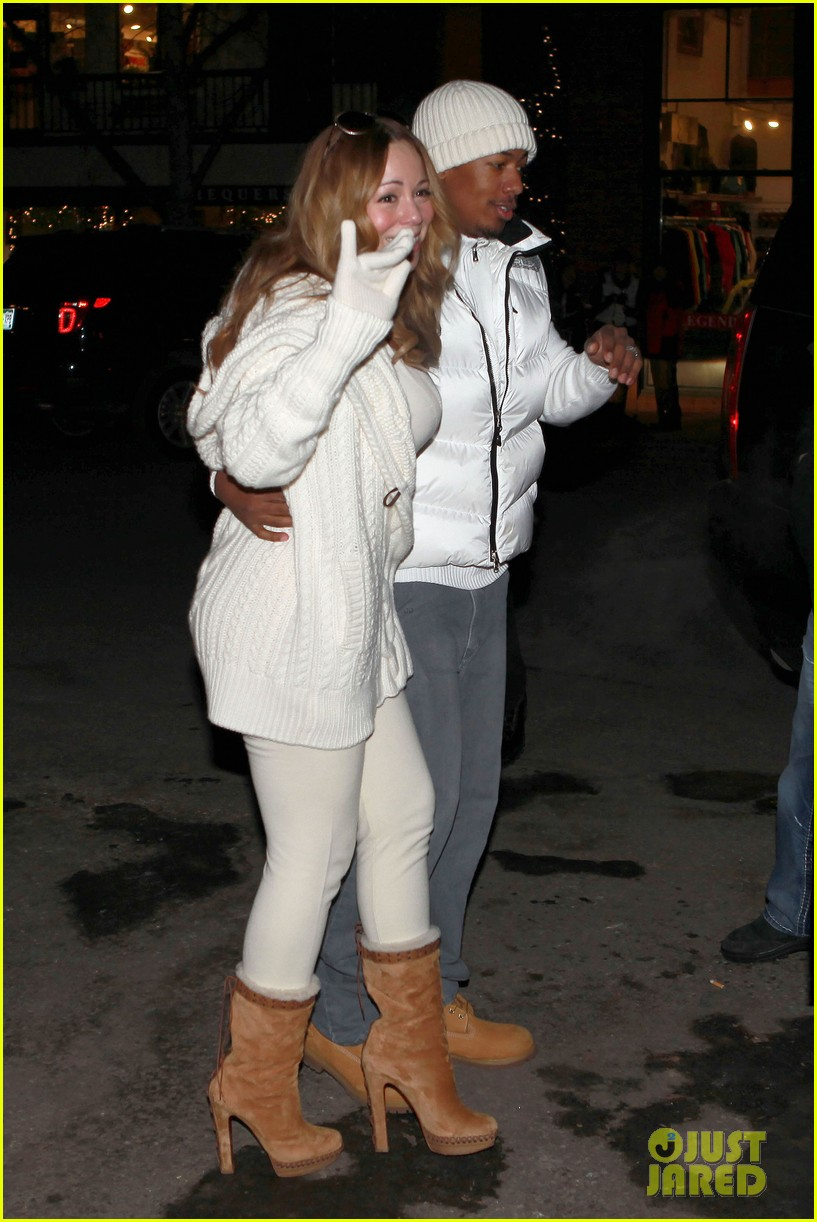 mariah carey aspen twins nick cannon 162613771